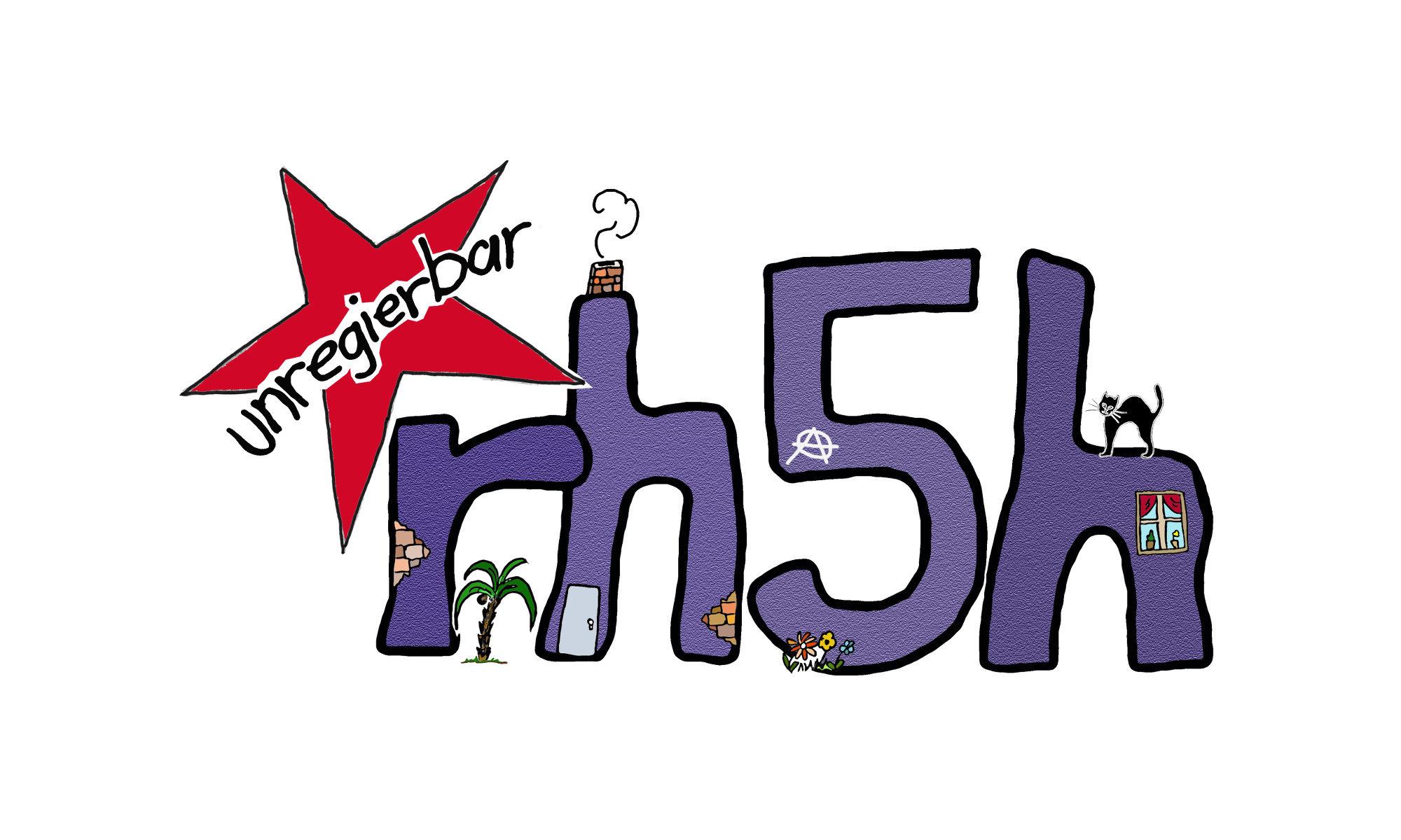RH5H unregierbar